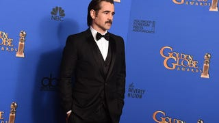 Single Colin Farrell is Single By Choice, Not Up for Grabs
