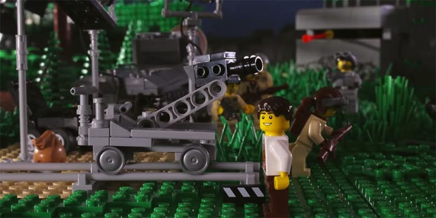 Review: A Lego Brickumentary Is the Lego Doc You've Been Waiting For