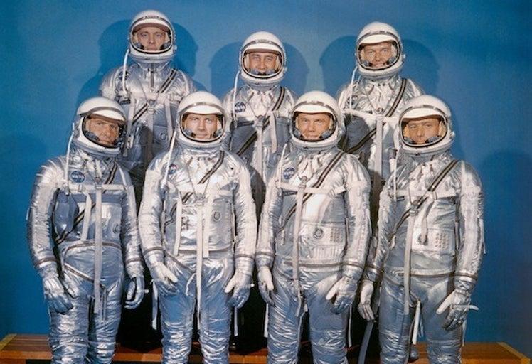 Are Astronauts Still Sexy?