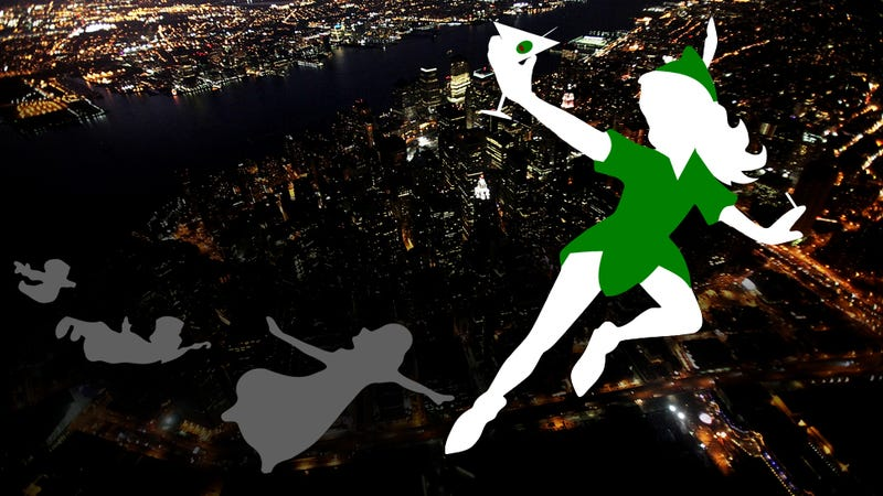 I Hope You Aren't a Female Peter Pan Because That Is Terrible