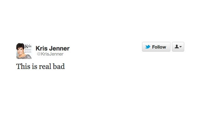 Kris Jenner Gets the a Bad Case of the Sharts