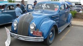 Chrysler Airflow SUV?