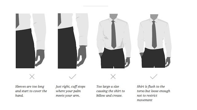 How Clothes Should Fit Keeps You from Looking Sloppy