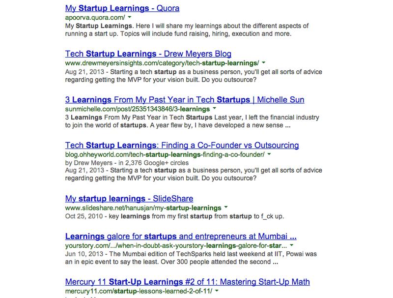 """Dear Dummies, """"Learnings"""" Is Not a Word"""