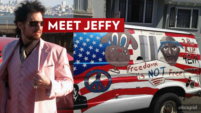 Prominent Pick-Up Artist Drives a 'Rape Van' and Harasses Women on OkCupid