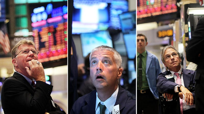 Market Plunges 520 Points, Proving Market Is Ridiculous