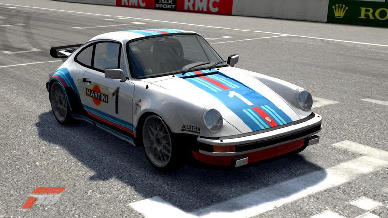 Why Aren't There Porsches in Forza 4?