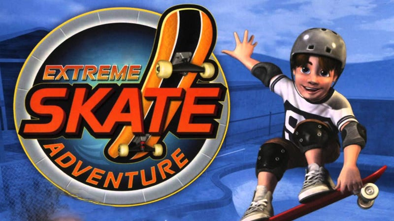 """That Time Disney Used The Tony Hawk Engine To Get """"Extreme"""""""