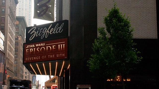 Financially Troubled Ziegfeld Theatre May Be in Danger of Closing (UPDATED)