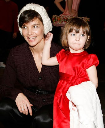 Suri Cruise Totally To Blame For All Extravagant Children