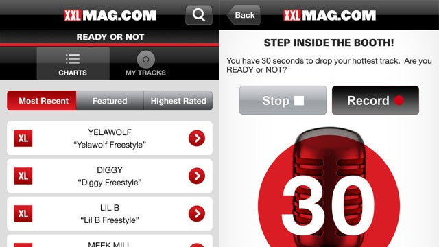 Upload Your Freestyles to the XXL App to Become the Next Rap Superstar