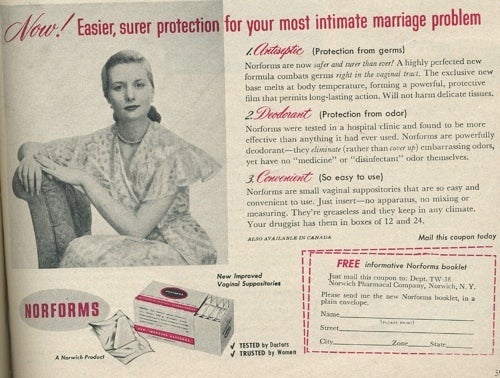 """For Your Most Intimate Marriage Problem"""