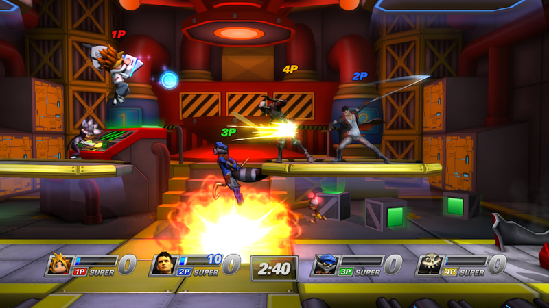 PlayStation All-Stars Battle Royale: The Kotaku Review