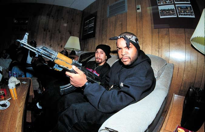 Ice Cube Adding Call Of Duty To His Resume