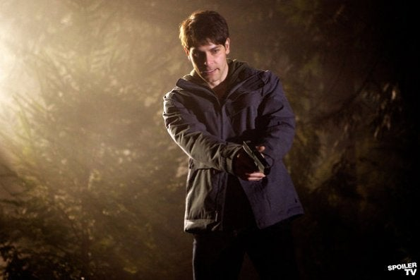 Grimm 'The Thing With Feathers' Promo Images