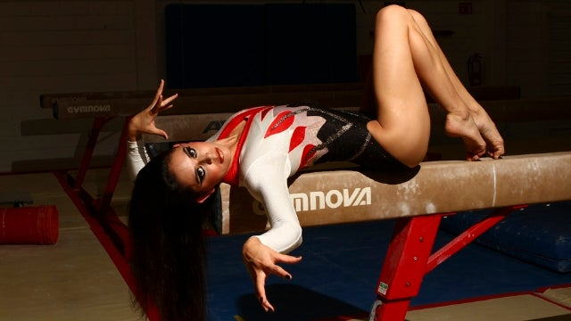 My Awesome Sister is the Zelda Gymnast and Yes, She's a Lifelong Gamer