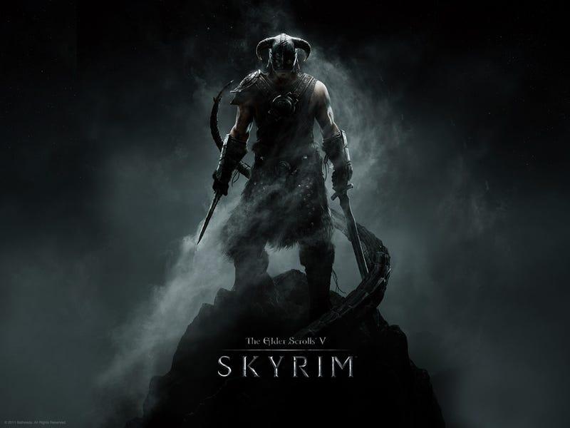Bethesda Working on Skyrim Graphics Problems on Xbox, Advises Not Installing Yet