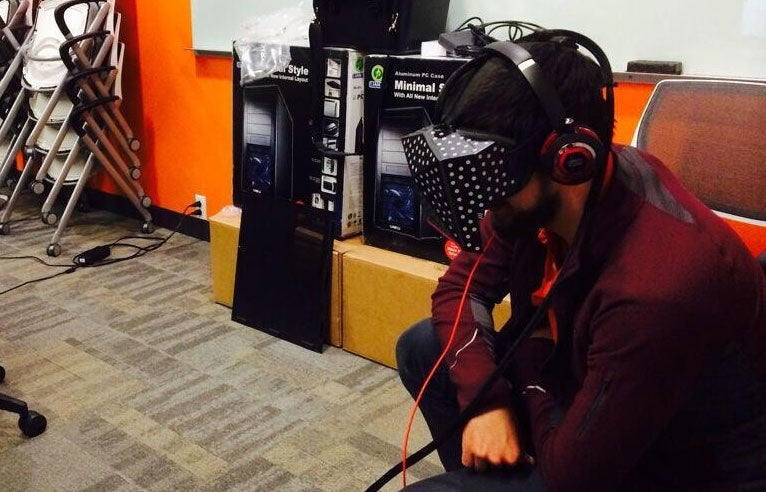 Valve's VR Headset Looks (And Sounds) Really Cool