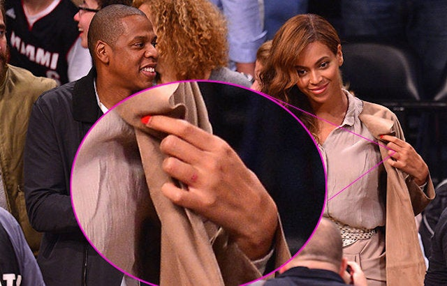 Beyoncé Maybe Removes Jay Z Tattoo, Instagrams Four Pix of Solange