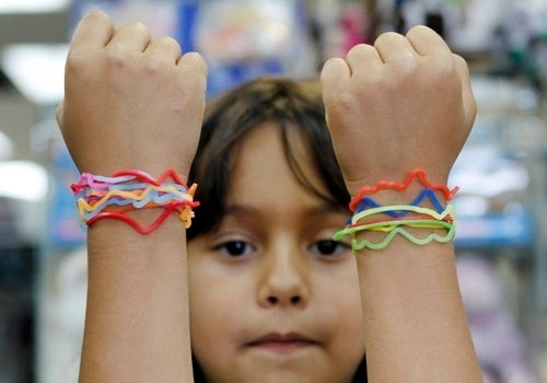 The New Slap Bracelet: Schools Ban Bandz