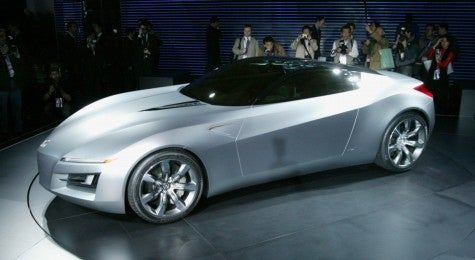 The Acura NSX Undelayed, Due Out In 2010