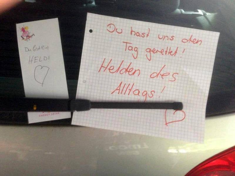Asshat Parking That Went Viral!