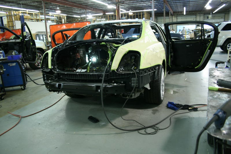 Texas Armoring Shares Secret Tech Of Automotive Protection