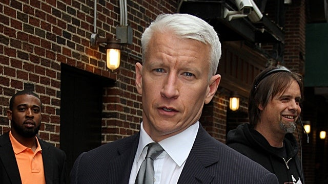 Anderson Cooper's Boyfriend Photographed Kissing Another Man