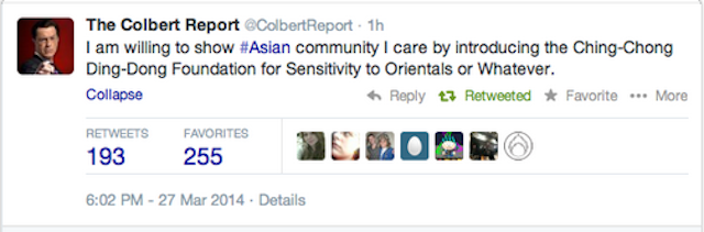 What We Can Learn From the Embarrassing #CancelColbert Shitstorm