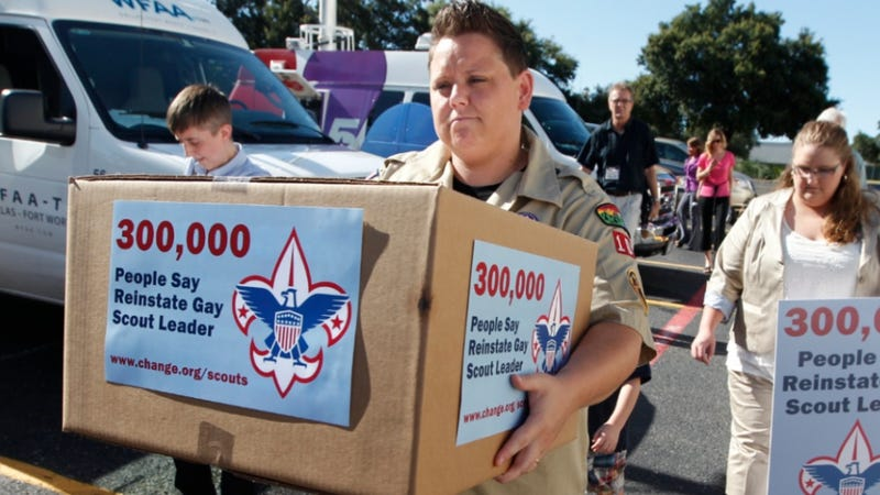 California Senate Passes Bill to Revoke Boy Scouts' Tax Exempt Status