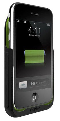 Mophie iPhone 3G Battery Extender Available For Preorder, Shipping This Month