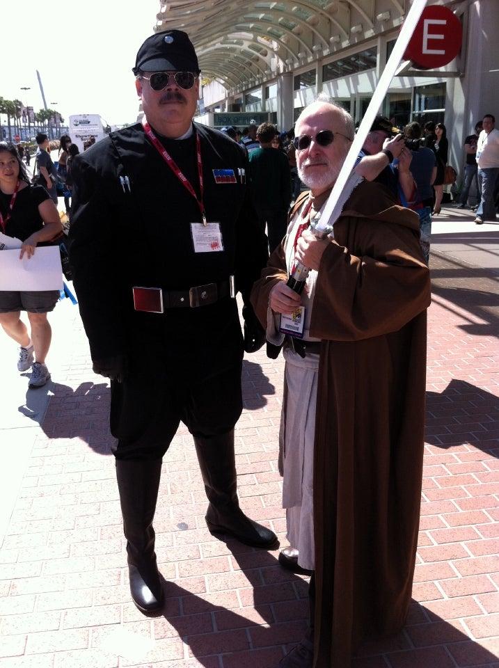 The Cosplay of Comic-Con - Day Two: Tinker, Yoshi, Birdo, Spy