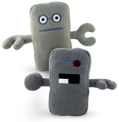 Huggable Plush Robots Teach Us Not to Fear the Future
