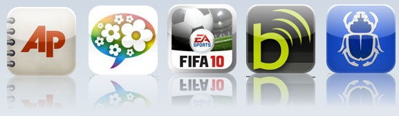 The Week In iPhone Apps: The Beautiful Game