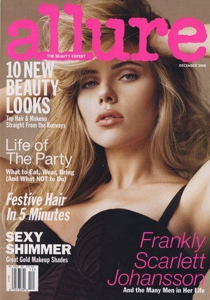 "Allure's ""New Narcissist"" Not New, Maybe Not A Narcissist"