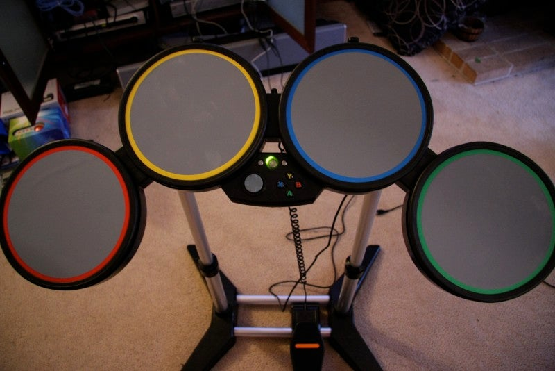 Rock Band Instruments Review (Verdict: Quality, but Can Your Livingroom Take the Mess?)
