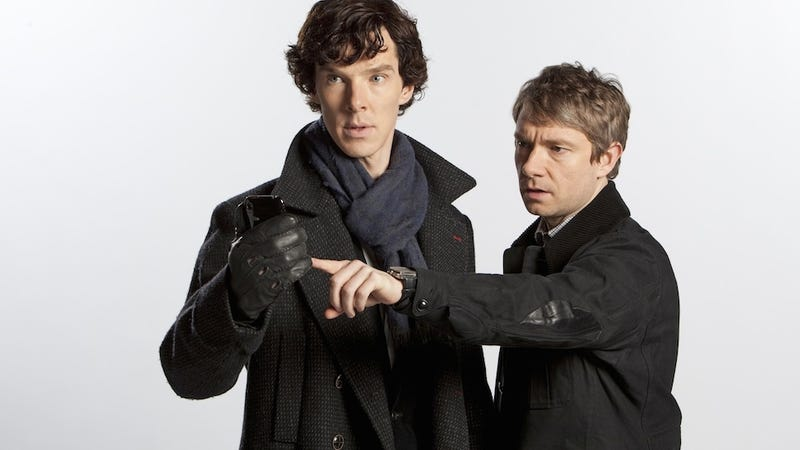 ​Sherlock Return Announced, Will Start With One-Off Special