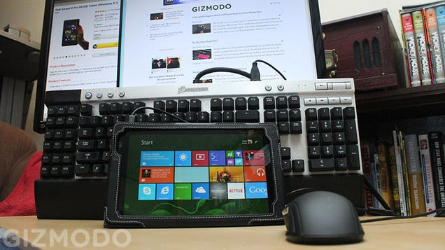 ​Can a Cheap Windows Tablet Replace Your Desktop?