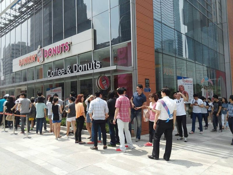 Dunkin Donuts Unveils Its Take on the Cronut: The 'New York Pie Donut'