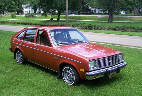 Nice Price Or Crack Pipe: World's Nicest 1981 Chevette For $8,995?
