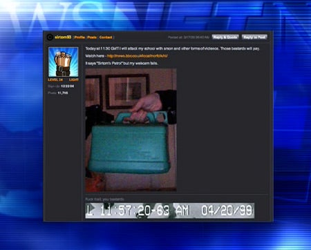 Montreal Student Thwarts UK School Arsonist On Messageboard