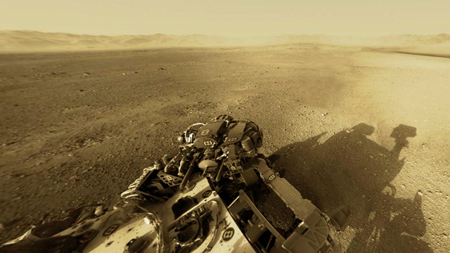 Visit Mars and Take a Tour of the Gale Crater, Right Now, With This Interactive Panorama