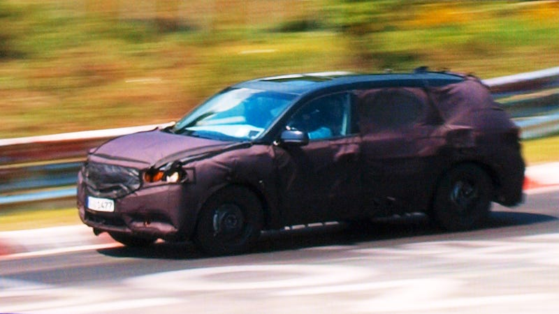 Tell Us More About The Acura MDX's Nürburgring Time