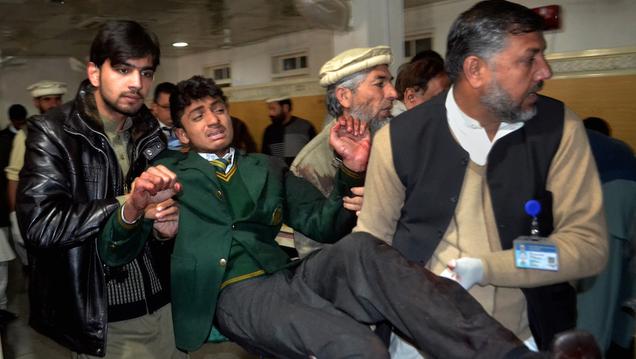 Horrific Taliban School Massacre Leaves 131 Dead, Mostly Children