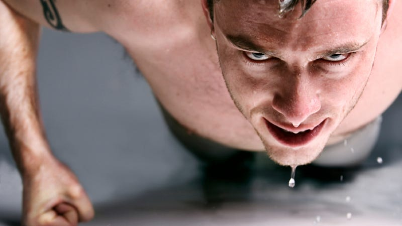 Head to the gym to shed pieces of your DNA