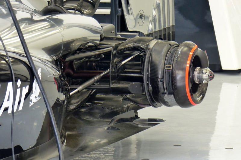 Technically Formula 1 - Bahrain Gran Prix