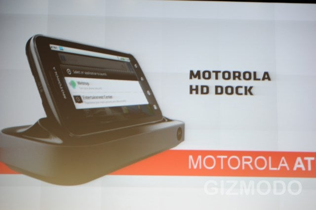 Motorola's Atrix Android Phone: Twin CPU Cores And a Laptop Dock!