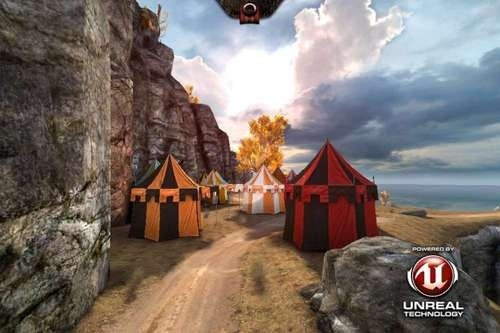 Exploring Epic's Unreal World of Swords and Shields
