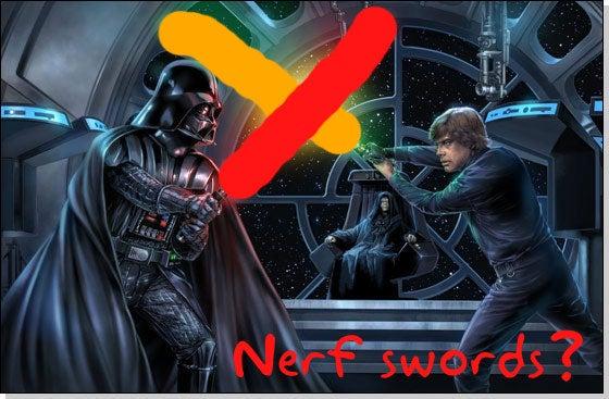 "Microsoft: ""Say Goodbye to Laser"""