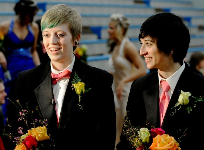 Lesbian Teens Win Fight To Walk Together In Royalty Court